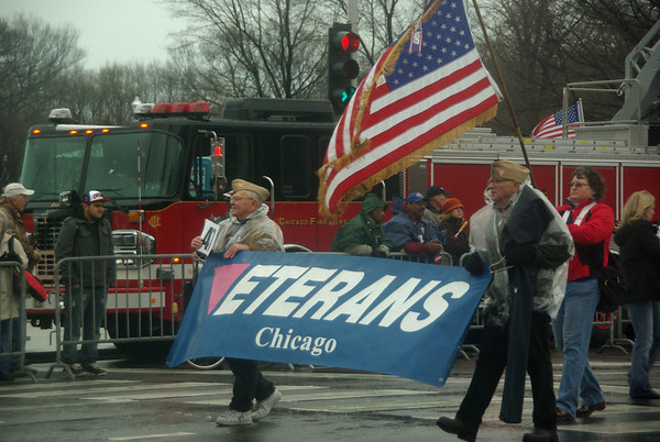 Chicago's Welcome Home Iraq & Afghanistan Parade